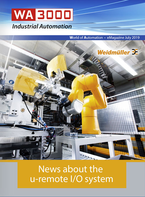 WA3000 Industrial Automation JULY-2019