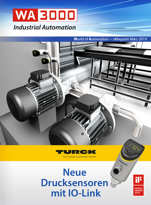 WA3000 Industrial Automation MÄRZ-2019